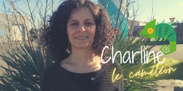 Charline le caméléon